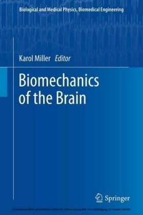 Biomechanics of the Brain