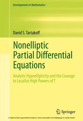 Nonelliptic Partial Differential Equations