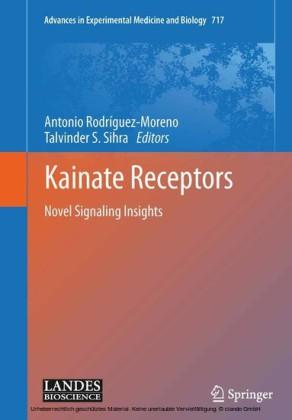 Kainate Receptors