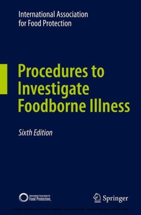 Procedures to Investigate Foodborne Illness