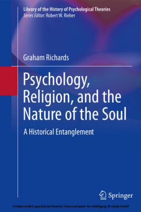 Psychology, Religion, and the Nature of the Soul