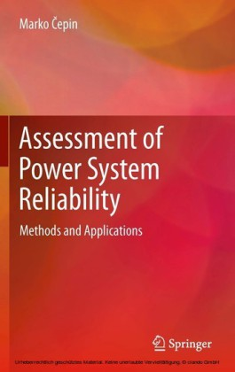 Assessment of Power System Reliability