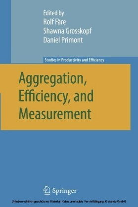 Aggregation, Efficiency, and Measurement