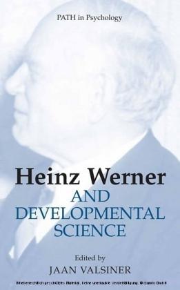 Heinz Werner and Developmental Science