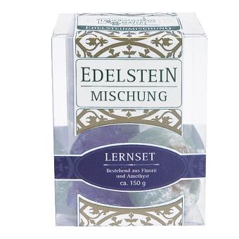 Edelstein-Lernset 150 g