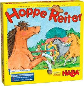 Hoppe Reiter (Kinderspiel)