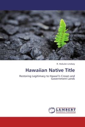 Hawaiian Native Title