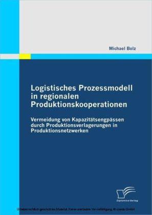 Logistisches Prozessmodell in regionalen Produktionskooperationen