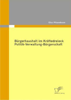 Bürgerhaushalt im Kräftedreieck Politik-Verwaltung-Bürgerschaft