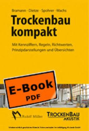 Trockenbau kompakt - E-Book