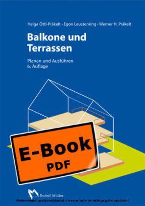 Balkone und Terrassen - Planen und Ausführen