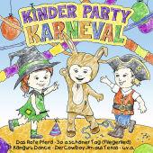 Kinder Party Karneval, 1 Audio-CD Cover