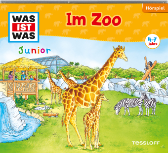 Im Zoo, 1 Audio-CD