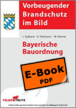 Bayerische Bauordnung (E-Book)