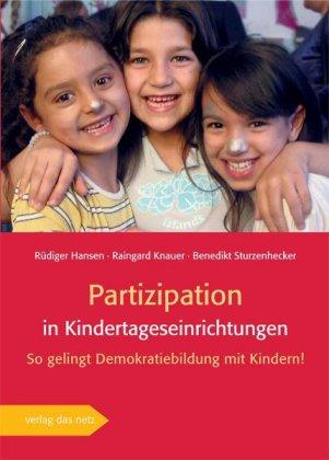 Cover des Mediums: Partizipation in Kindertageseinrichtungen
