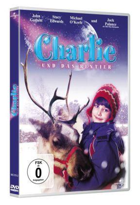 Charlie und das Rentier, 1 DVD