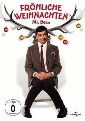 Mr. Bean - Fröhliche Weihnachten, Mr. Bean, 1 DVD Cover