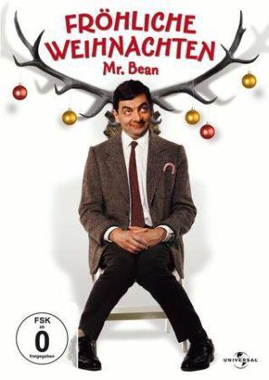 Mr. Bean - Fröhliche Weihnachten, Mr. Bean, 1 DVD