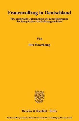 Frauenvollzug in Deutschland