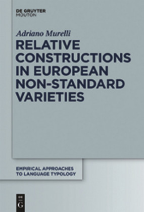Relative Constructions in European Non-Standard Varieties