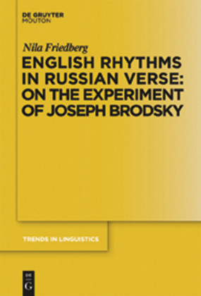 English Rhythms in Russian Verse: On the Experiment of Joseph Brodsky