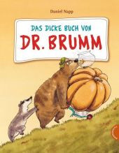 Das dicke Buch von Dr. Brumm Cover