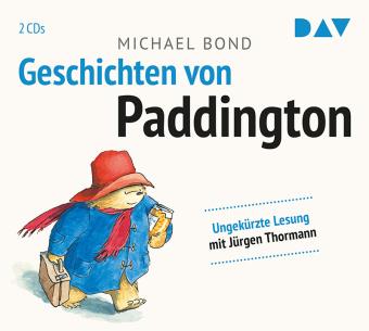 Geschichten von Paddington, 2 Audio-CDs