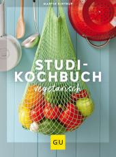 Studenten Kochbuch - vegetarisch Cover