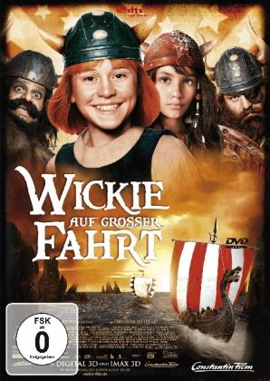 Cover des Mediums: Wickie auf grosser Fahrt, 1 DVD