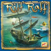 Riff Raff (Spiel) Cover