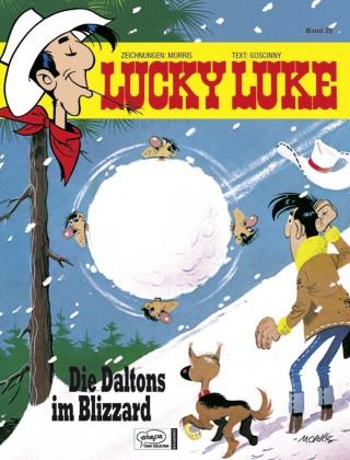 Lucky Luke - Die Daltons im Blizzard