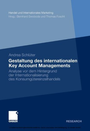Gestaltung des internationalen Key Account Managements