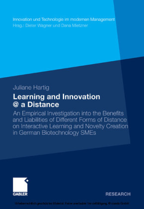 Learning and Innovation @ a Distance