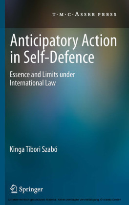 Anticipatory Action in Self-Defence