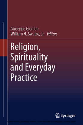 Religion, Spirituality and Everyday Practice