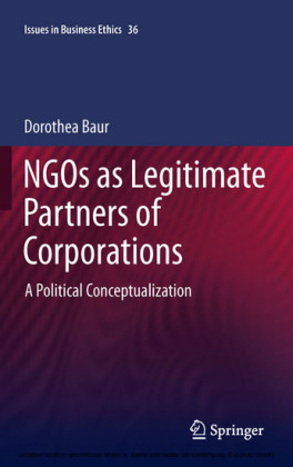 NGOs as Legitimate Partners of Corporations