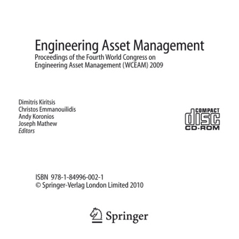 Engineering Asset Management