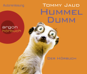 Hummeldumm, 5 Audio-CDs Cover