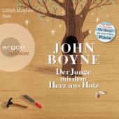 Der Junge mit dem Herz aus Holz, 5 Audio-CDs