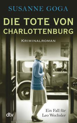 Cover des Mediums: Die Tote von Charlottenburg