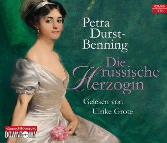 Die russische Herzogin, 6 Audio-CDs