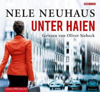 Unter Haien, 6 Audio-CDs