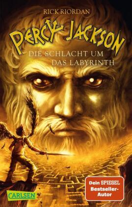 Percy Jackson, Die Schlacht um das Labyrinth