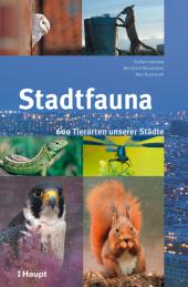 Stadtfauna Cover