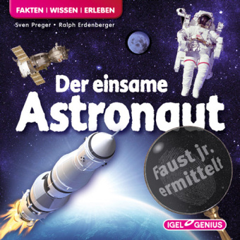 Faust jr. ermittelt - Der einsame Astronaut, Audio-CD