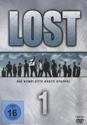 Lost, 7 DVDs