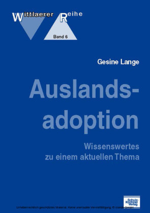 Auslandsadoption