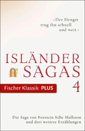 Die Saga von Þorsteinn Síðu-Hallsson und drei weitere Erzählungen