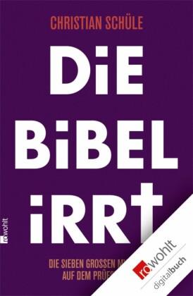 Die Bibel irrt