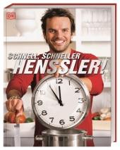 Schnell, schneller, Henssler Cover